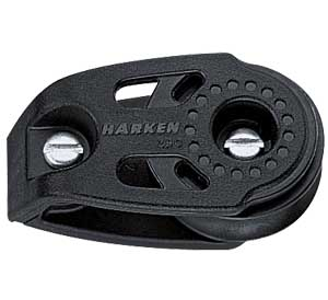 H350 Harken 29 mm Carbo Block Cheek